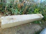 Бетонный блок. Фото 3.