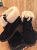 Зимние ботинки,женские. Фото 1.
