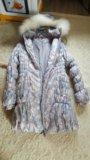 Зимняя куртка для беременных. Фото 4.