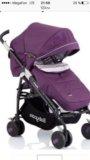 Коляска-трость baby care gt4 (violet). Фото 2.