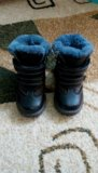 Ботинки,осень-зима. Фото 1.