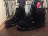 Зимние женские ботинки. новые. Фото 1.