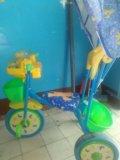Детский велосипед. Фото 3.