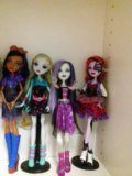 Кукла monster high. Фото 4.