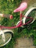 Велосипед для девочки только 2 дня цена снижена. Фото 2.