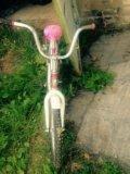 Велосипед для девочки только 2 дня цена снижена. Фото 3.