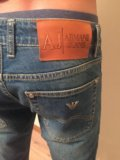 Джинсы armani jeans. Фото 3.
