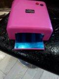 Ультрафиолетовая лампа. Фото 2.