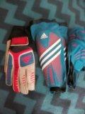 Щитки футбольные adidas predator. Фото 4.