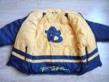 Куртка-пуховик двусторонний. Фото 3.