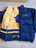 Куртка-пуховик двусторонний. Фото 4.