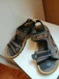 Мужские сандали. Фото 2.