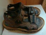 Мужские сандали. Фото 1.