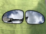 Matiz daewoo зеркальные элементы. Фото 1.