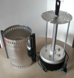 Электрошашлычница аромат-1. Фото 2.