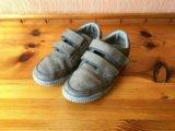 Ботинки д/мальчика кожа р.37 фирма каpika. Фото 3.