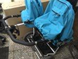 Ремонт детских колясок. Фото 2.