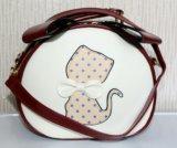 Новая сумочка с кошечкой. Фото 3.