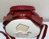 Новая сумочка с кошечкой. Фото 4.