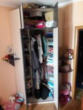 Продам угловой шкаф. Фото 1.