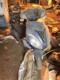 Скутер не на ходу. Фото 4.