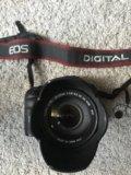 Canon 50d + обьектив 18:125 mm. Фото 1.