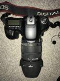 Canon 50d + обьектив 18:125 mm. Фото 2.