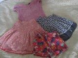 Пакет с вещами для девочки 6-8 лет. Фото 2.