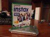 Fujifilm instax wide (10x3пачки). Фото 1.