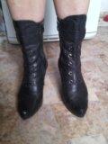 Ботинки женские 37р. Фото 1.