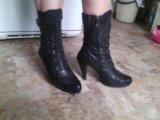 Ботинки женские 37р. Фото 2.