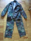 Кадетская одежда на 6 класс б/у. Фото 1.