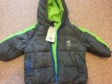 Новые детские куртки и комбинезон. Фото 2.