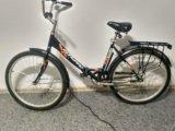 Складной велосипед forward sevilla 1.0. Фото 1.