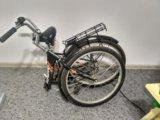 Складной велосипед forward sevilla 1.0. Фото 2.
