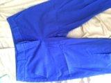 Брюки синие incity. Фото 1.