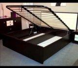 Кровать евро 226x169. Фото 3.