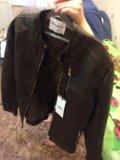 Куртка кожаная. Фото 1.