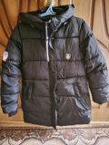 Пуховик, куртка зимняя женская. Фото 1.