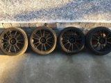 Колеса r18. Фото 2.
