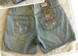 Женские джинсовые шорты. Фото 2.