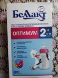 Беллакт оптимум 2+ смесь сухая молочная. Фото 1.
