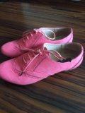 Туфли, новые! натуральная кожа 38 размер. Фото 1.