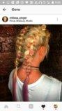 Плетение кос. Фото 4.