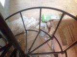 Изготовление стальных лестничных каркасов. Фото 4.