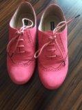 Туфли, новые! натуральная кожа 38 размер. Фото 4.