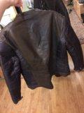 Куртка кожаная. Фото 2.