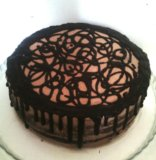 Торт на заказ. прага. Фото 1.