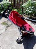 Срочно продам коляску. Фото 2.