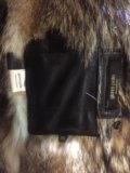 Куртка муж. кожа мех волка. Фото 4.